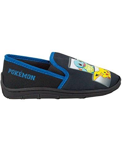 Pokmon-Pokemon-Zapatillas-de-estar-Por-Casa-Nios
