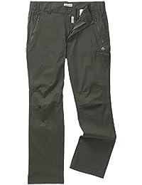 Craghoppers Herren Active Kiwi Pro Stretch Pant wasserabweisend/34 x (Regular) (Khaki)