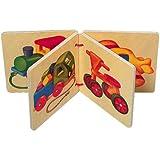Selecta Spielzeug 2056 - Bilderbuch Fahrzeuge