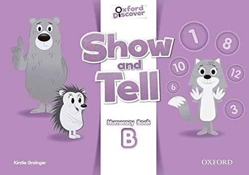 Show and Tell: Level 3: Numeracy Book by KIRSTIE GRAINGER (2014-02-20)