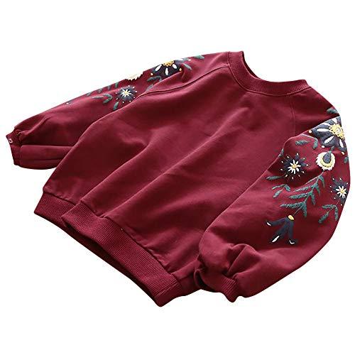 Kinder Mädchen Sweatshirt Friends Forever Pullover Sweater Pulli -