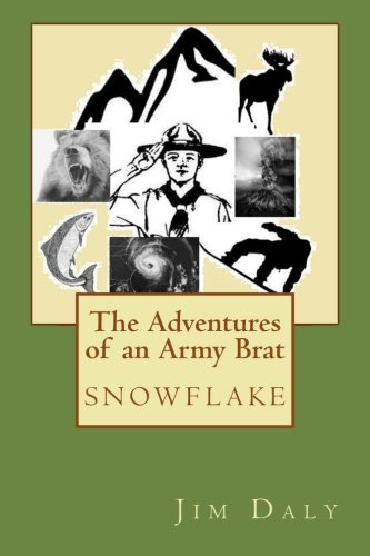 The Adventures of an Army Brat: snowflake
