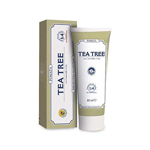Zoom IMG-2 erboristeria magentina pomata tea tree