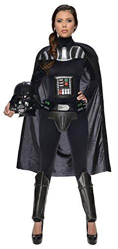 Rubie's Offizielles Star-Wars-Darth-Vader-Kostüm für Damen, für Erwachsene – Größe ()