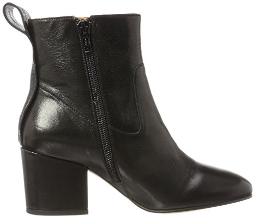 9dcf5a330a56ab Damen April Hudson Black London Stiefel Schwarz 5EgExCpqnw