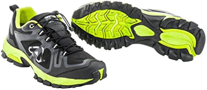 Acerbis Schuhe Trail Schwarz Gr. 44