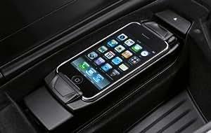 BMW véritable téléphone portable Media snap-in-adapter Berceau/Support/Chargeur de Voiture pour iPhone 4/4S (84212298308)