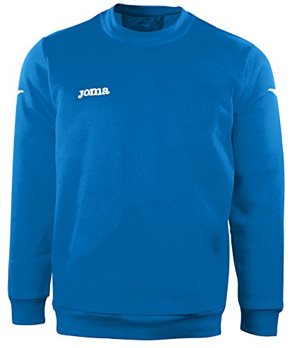 Joma Cairo - Sudadera Unisex, Color Azul Royal, Talla XL