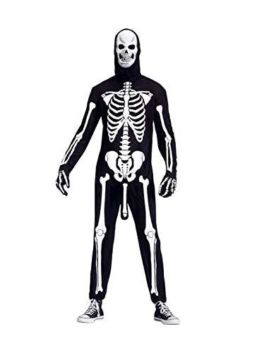 Notgeiles Skelett Kostüm