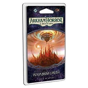 Fantasy Flight Games- Arkham Horror lcg: penumbrosa carcosa - español (FFAHC17)