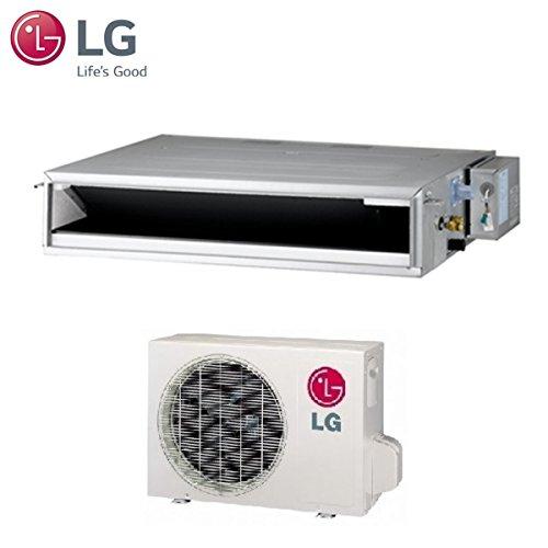 LG Climatizzatore Inverter Pompa di Calore Monosplit Canalizzabili CB18/UU18W 18000 BTU