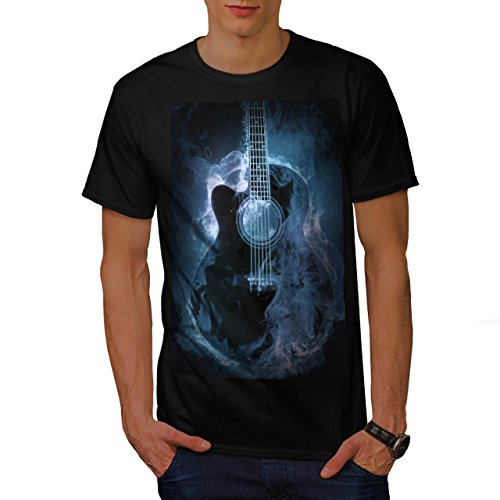 classic-fire-guitar-hot-music-men-new-black-m-t-shirt-wellcoda