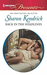 [ BACK IN THE HEADLINES BY KENDRICK, SHARON](AUTHOR)PAPERBACK