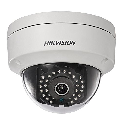 Hikvision DS-2CD2742FWD-I 2.8 - 12 mm Vari-Focal Vandal Resistant IR Dome CCTV Network Camera image