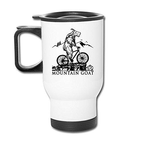 BDRG para bicicleta de montaña ciclismo personalizados tazas de cerámica de viaje tazas de café fresco