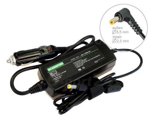 Alimentatore Caricabatterie da Auto Autoveicolo Macchina Car per Notebook Asus Pro-Serie Pro5kjc Pro5MJF Pro5MJG Pro5MJN Pro5msn Pro5ne Pro6 Pro60E Pro60F Pro60Ja Pro60Jc Pro60Je Pro60Jm Pro60R Pro60Rp Pro60Tc Pro60V Pro60Va Pro60Vc Pro60Ve