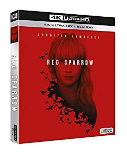 Red Sparrow (4K UHD + Blu-Ray)