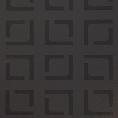 11 x Gerflor Selbstklebende Vinyl Bodenfliesen - 1msq - Grafik Schwarz von Gerflor auf TapetenShop