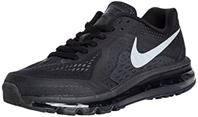 Nike Air Max 2014 Men s Sneakers In Black 621077-001 Black/Anthracite/Dark Grey/Reflect Silver 8.5 D(M) US