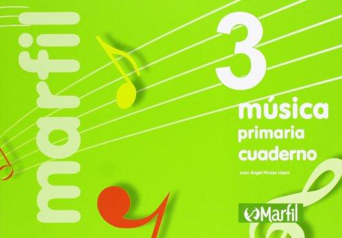 Música. EP 3 - Cuaderno 3, Edición 2012