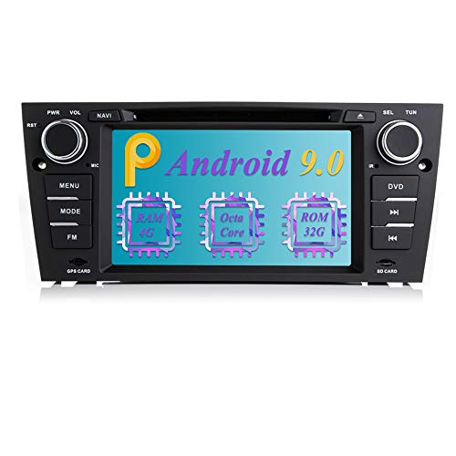 Dimost Android 9.0 Autoradio 7 Pulgadas 8-Core 4GB RAM 32GB ROM Car...