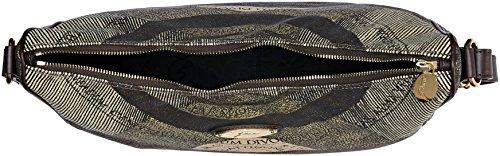 GATTINONI Damen Gacpu0000107 Umhängetaschen, 13 x 30 x 32 cm Braun (Diana)