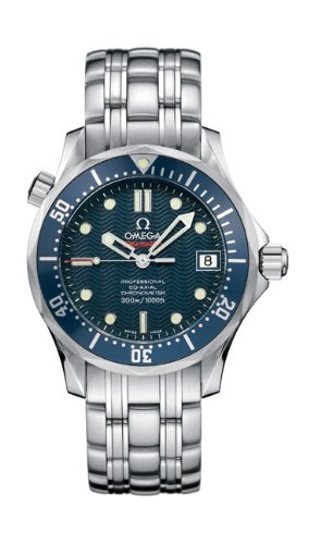 Omega Seamaster 300 M Chronometer mittlere Watch 2222.80 Handgelenk Watch (Armbanduhr)