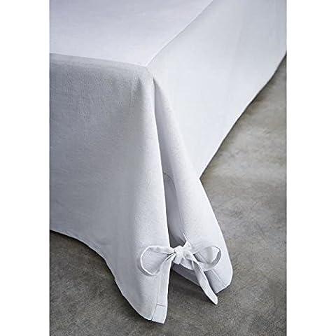 Today 576337 Today Cache Sommier Coton/Tissus Intissé /Polypropylène Zinc 160 x 200 cm