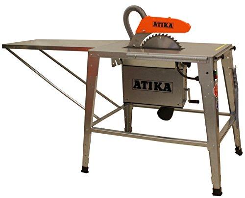 ATIKA HT 315 3300W 400V Tischkreissäge Tischsäge Kreissäge verstärkte Tischbeine *NEU*