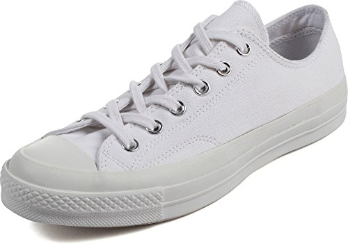 Converse CT 70 OX White White Mens Trainers - 147071C White White