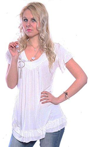 Urban Diva - Camicia -  donna Bianco