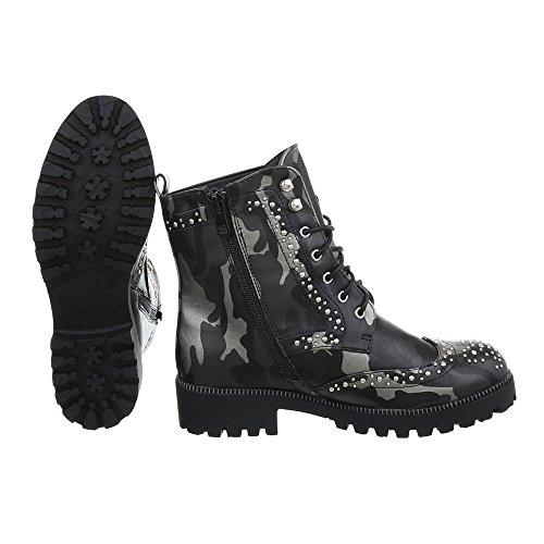 Desert Ital Boots Femme design Kaki Ucvqp