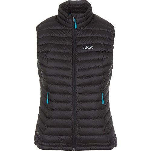 Rab Microlight Vest Women black BL