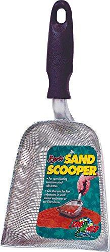 Zoo Med TA-30 Repti Sand Scooper Test