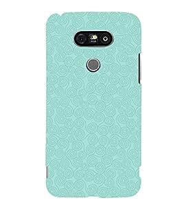 Fuson Designer Back Case Cover for LG G5 :: LG G5 Dual H860N :: LG G5 Speed H858 H850 VS987 H820 LS992 H830 US992 ( Ethnic Pattern Patterns Floral Decorative Abstact Love Lovely Beauty )