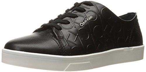 Calvin Klein Imilia Femme Baskets Mode Noir Black