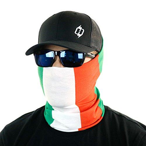 hoo-rag 's Italienische Flagge Bandana (Bandanas Für Verkauf)