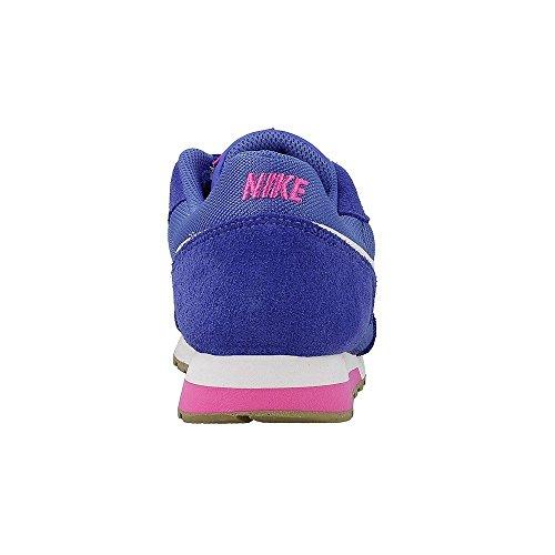 Nike 807320-404, Sneaker donna Bianco-Rosa-Viola