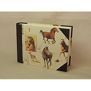 HANDERBEIT FOTO ALBUM 16x20cm - 30 blatter - serie Tiere