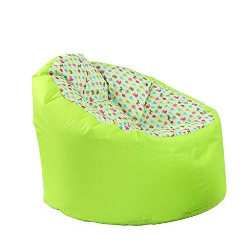 Homyl 31' Stofftier Sitzsack Bezug Bean Bag Sessel Sitzkissen Bezüge Abdeckung für Kinder - Grün...