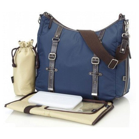 oioi-wickeltasche-mutter-baby-blue-nylon-buckle
