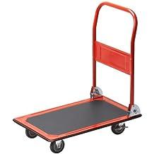 Meister 8985400 - Plataforma de carga, color: rojo