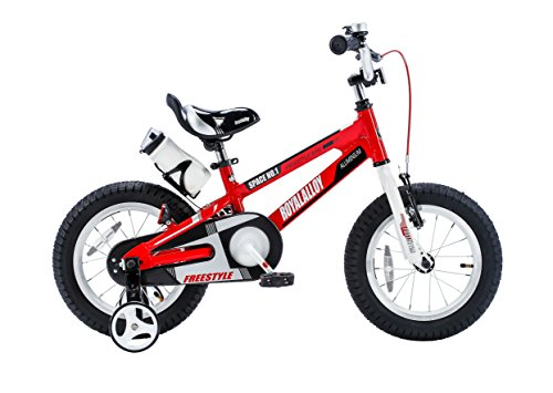 royalbaby-space-no-1-kids-bike-perfect-gift-for-kids-12-inch-wheels-red-by-royalbaby
