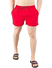 e2dac673c9042 Fila Vintage Men s Artoni Water Logo Swim Shorts
