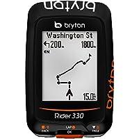 Bryton Rider 330C Velocímetro Computador GPS, Unisex Adulto, Negro, Talla Única
