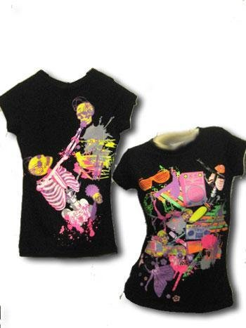 Freestyle Costumes - Freestyle T-shirt Taille