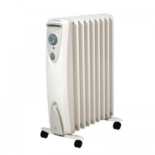 41rWhl1lpoL. SS500  - Dimplex OFRC20N Oil Free Electric Heater, White, 2KW