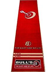 Bull S adultes Professional Primaflor Tapis à fléchettes, rouge, 1
