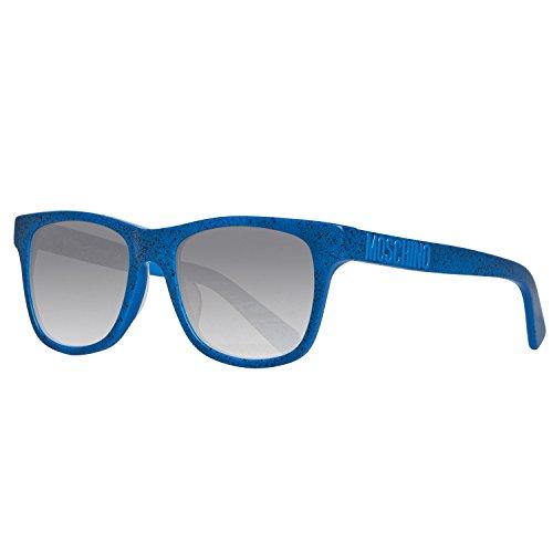 Moschino Sonnenbrille Damen Blau
