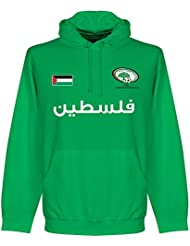 Palestine Football Sweat à capuche – Vert